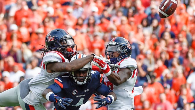 The Ole Miss defense has shown a drastic improvement over the past two weeks following a 37-24 loss to Memphis.