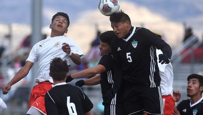 North Valleys won the Northern 4A soccer title Saturday.
