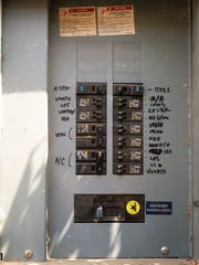 Know where your electric panel is located and how to reset breakers.