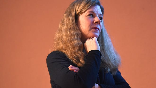 """Dar Williams will perform and read selections from her new book, """"What I Found in a Thousand Towns,"""" at Arden's Gild Hall next month."""