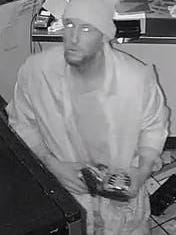 Police in Cocoa are seeking a suspect that they say burglarized Mamasan's Vietnamese Cafe in Cocoa on February 27.