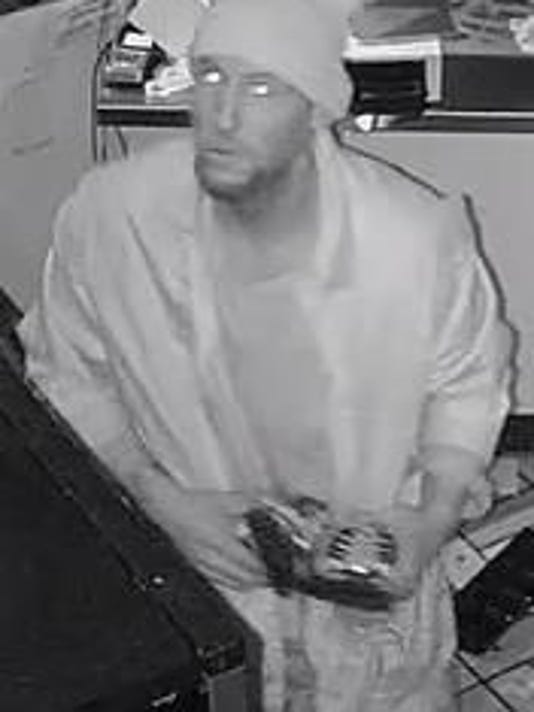 Restaurant burglary suspect