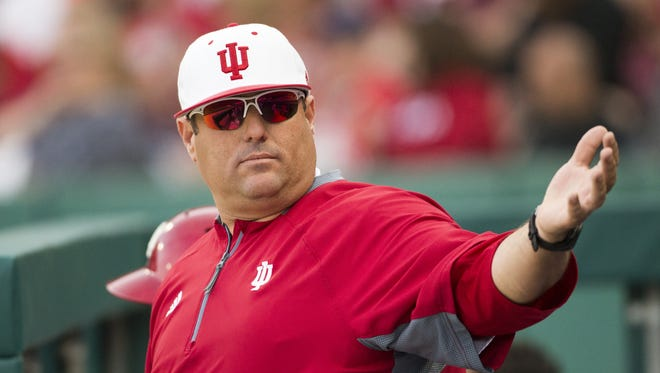 """IU coach Chris Lemonis said after Tuesday's win that IU has, """"a chance to do some great things."""""""