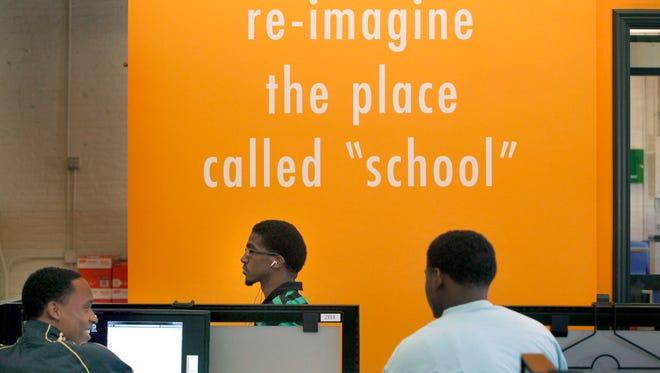 A Milwaukee classroom