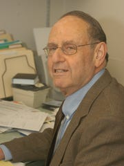 Arnold Monto, M.D., Professor of Epidemiology at the