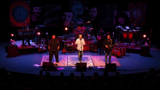 CSN Songs performs the music of Crosby, Stills, Nash & Young.