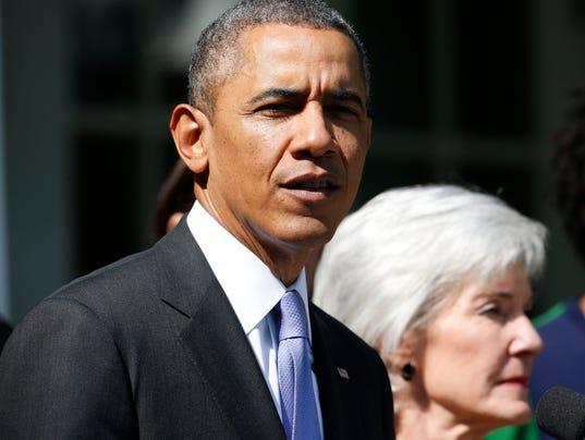 AP Obama Budget Battle