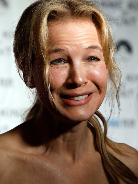 Renée Zellweger attends screening in Miss.