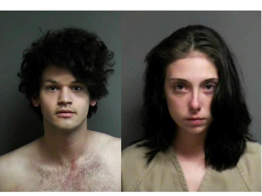 Andrew Michael Fiacco and Eevette Renee Macdonald have been charged in the death of Stephen McAfee. His remains were found April 27, 2017 buried in shallow graves in northern Macomb County.