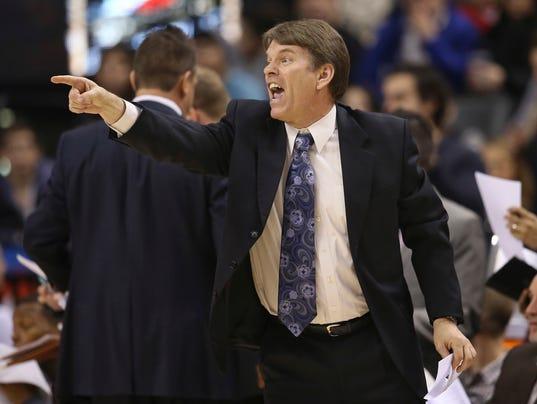 NBA: Phoenix Suns at Toronto Raptors - Tom Sterner