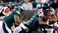 Take a look at every NFL team's schedule for the 2018 season, which kicks off on Thursday, Sept. 6 when the defending Super Bowl champion Philadelphia Eagles host the Atlanta Falcons at Lincoln Financial Field.