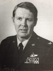 U.S. Air Force Col. Bob Barnett