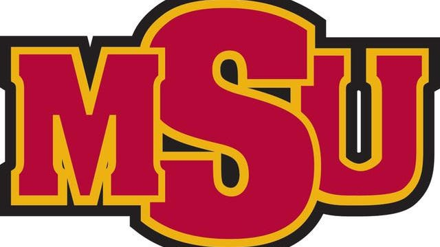 The MSU athletics official logo