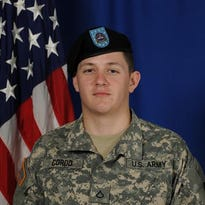 Pfc. Douglas Cordo, a Kingston native, was killed during an enemy attack in August 2011 in Zabul, Afghanistan