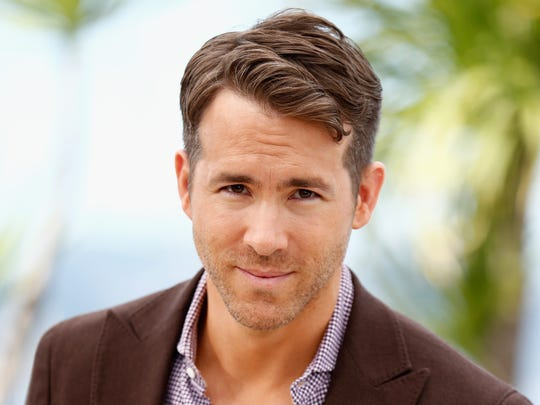 If you believe the gossip blogs, actor Ryan Reynolds has been working on an important joint project with his wife Blake Lively — the making of their celebrity offspring.