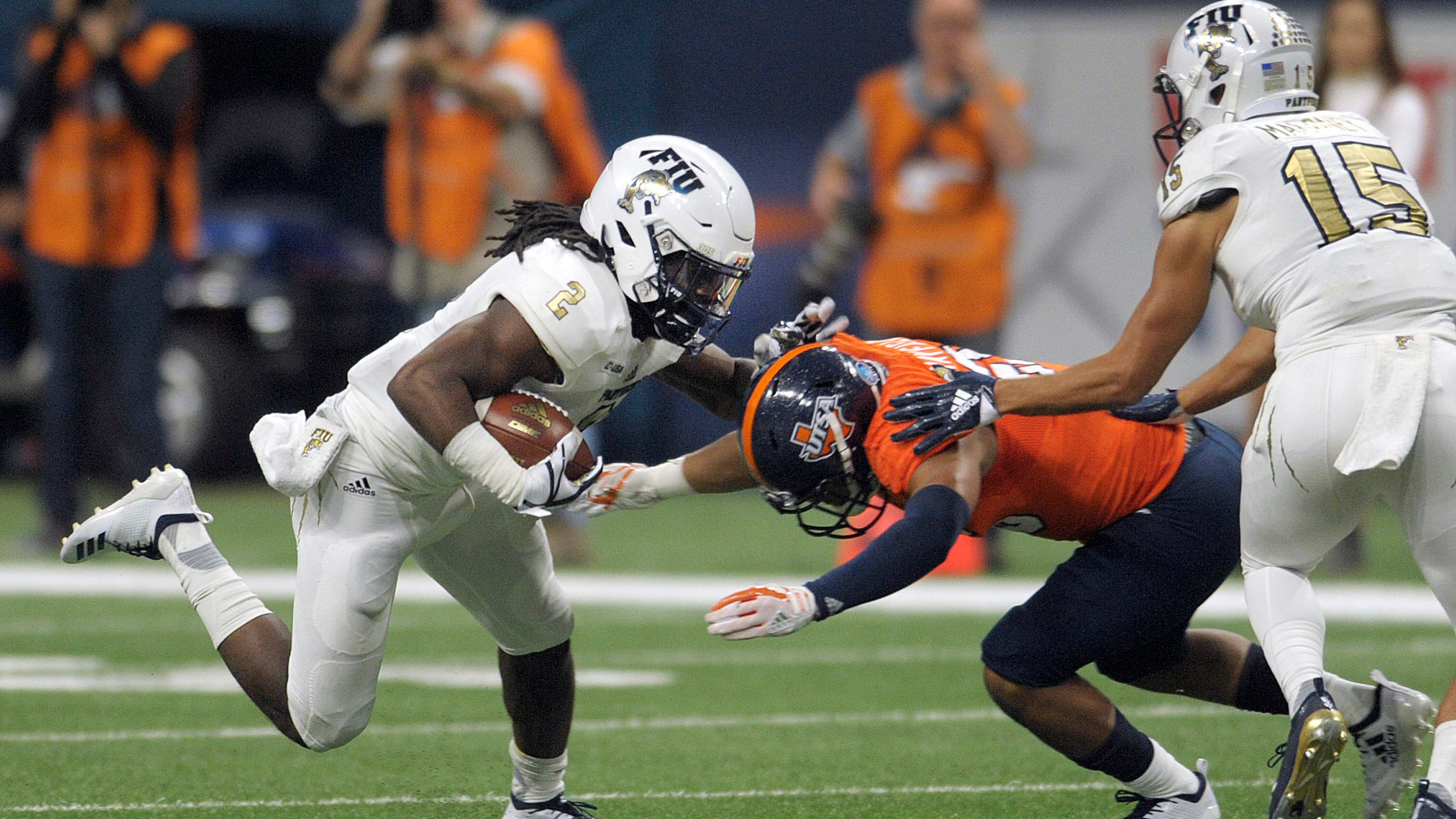 Second Chance Fiu S Anthony Jones Reflective After Shooting
