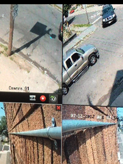 Eyes on Paterson video feed of the Fourth Ward.