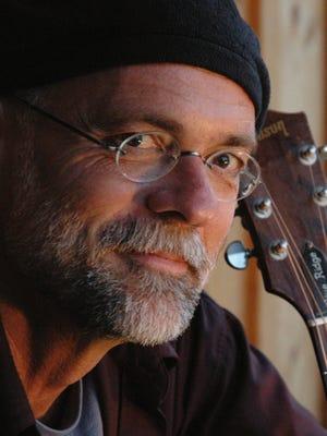 Folk musician Dennis McGregor will play during the KMUZ Backyard Bash on Sunday, Aug. 28.