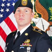 U.S. Army Staff Sgt. Matthew Thompson, a Brookfield Central High School graduate, was killed when an IED went off in Afghanistan Tuesday.