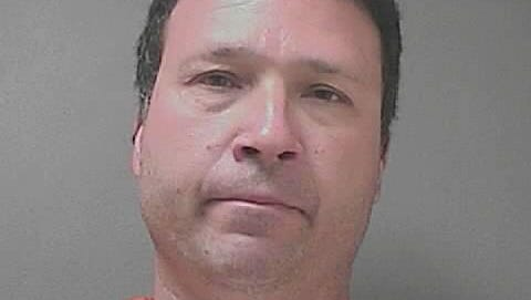 Mark Mazzo, 46, was arrested Friday and is being held without bond.