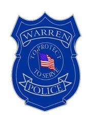 Warren Police Department logo