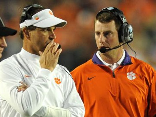 Former Clemson defensive coordinator Kevin Steele will face the Tigers as Auburn's DC in the season opener.