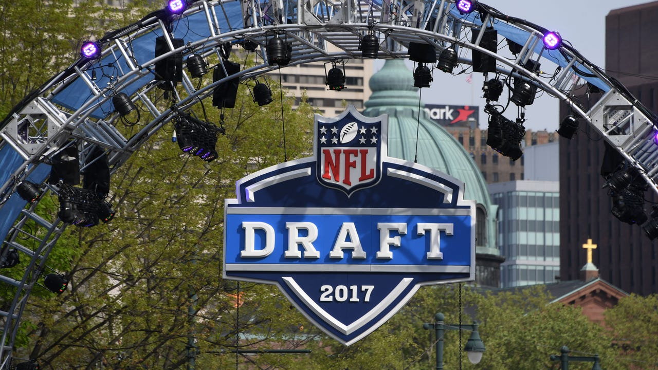 USA TODAY Sports' Tom Pelissero gives the three teams that got the most bang for their buck at the 2017 NFL draft.