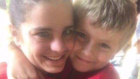Kelli Kramer and her son, Aiden, were found shot to death in their Burlington apartment.