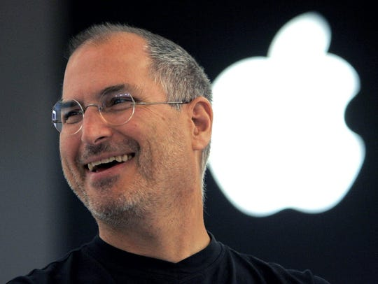 Steve Jobs, the late co-founder of Apple, ran both