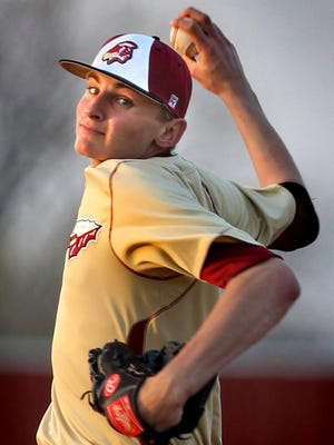 Riverdale's Dylan King was named to the TBCA All-State Team.