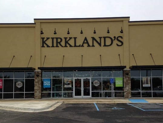 Kirklands grand opening set Saturday in mall