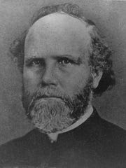 Reverend Joseph Tays, an Episcopal missionary who founded El Paso's first Protestant church.