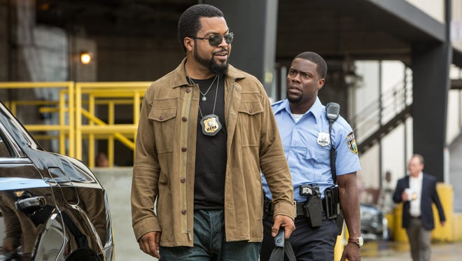 Ice Cube and Kevin Hart reunite in the sequel 'Ride Along 2.'