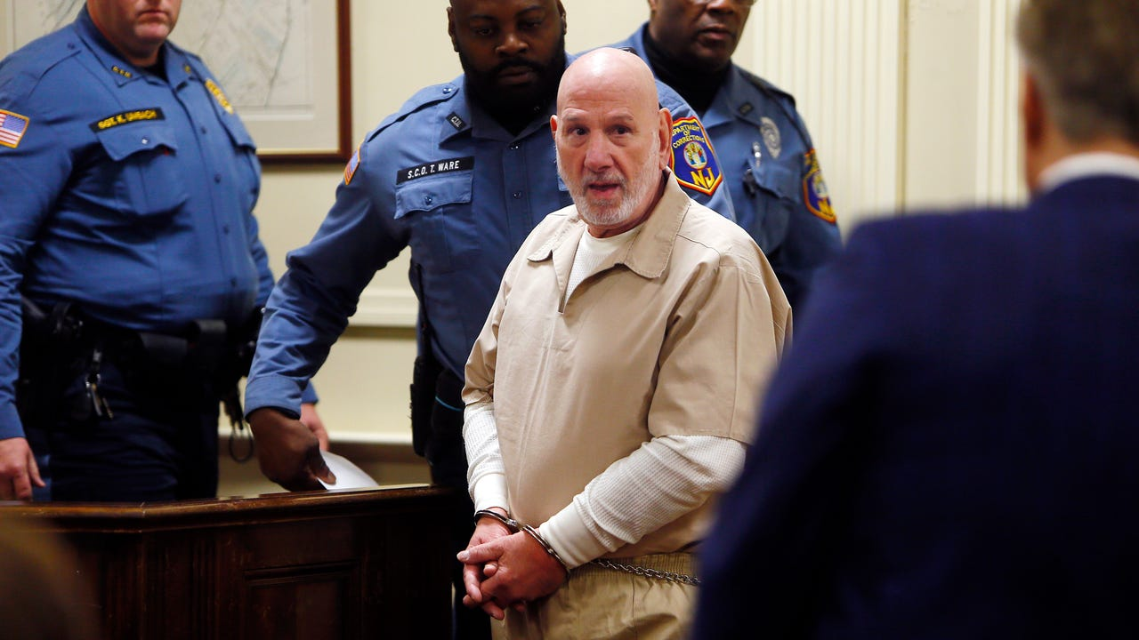 WATCH: Convicted Killer appears in Morris County Court