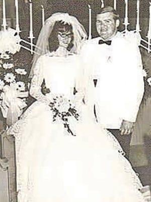 Porter 50th Wedding Anniversary