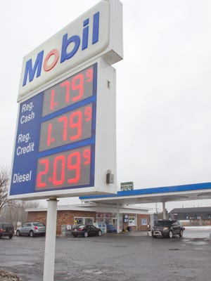 The Holiday Mobil gas station on Pinckney Road in Marion Township has been reported to have a skimming machine installed on one of its pumps.