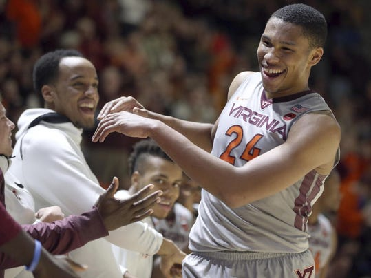 Pittsburgh Virginia Tech Basketball