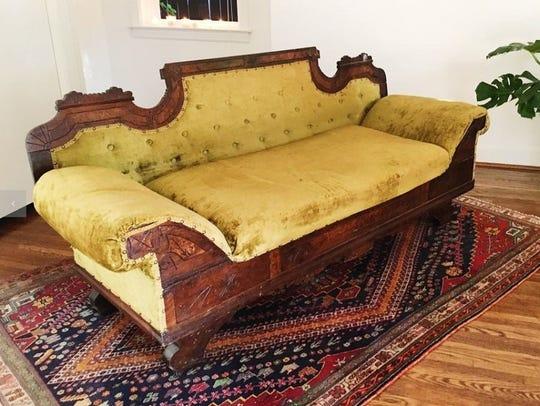 Annie Sofa $125 (rental).