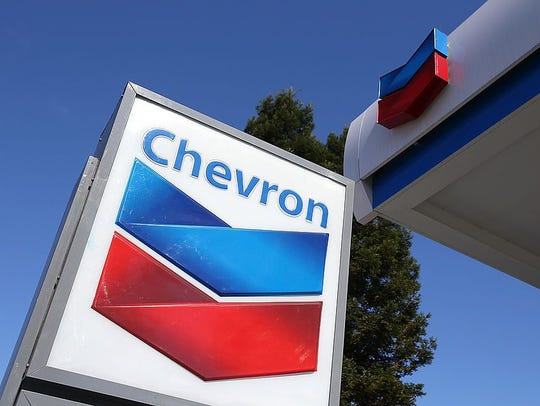 Oregon: Chevron.