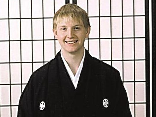 Andy Lathrop of the Town of Menasha was 20 when he