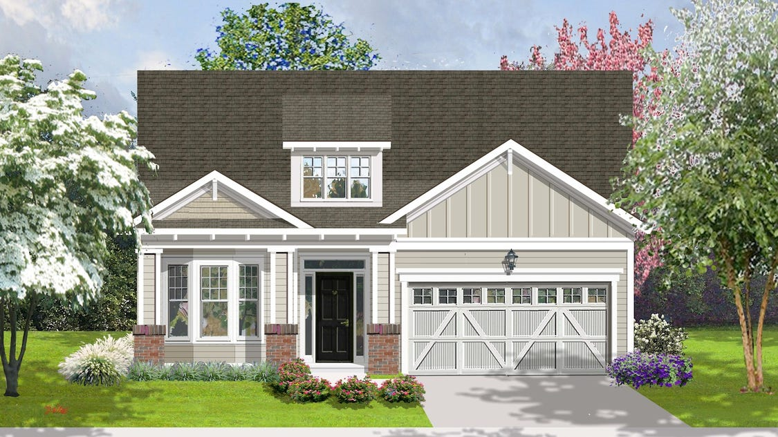 K hovnanian homes introduces four all new floor plans at for K hovnanian home designs