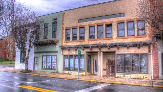 The town of Snow Hill will receive a $100,000 grant for engineering drawings for the old opera house.