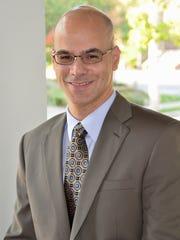 East Lansing City Manager George Lahanas
