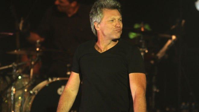 Jon Bon Jovi: Chris Christie likes what he hears.