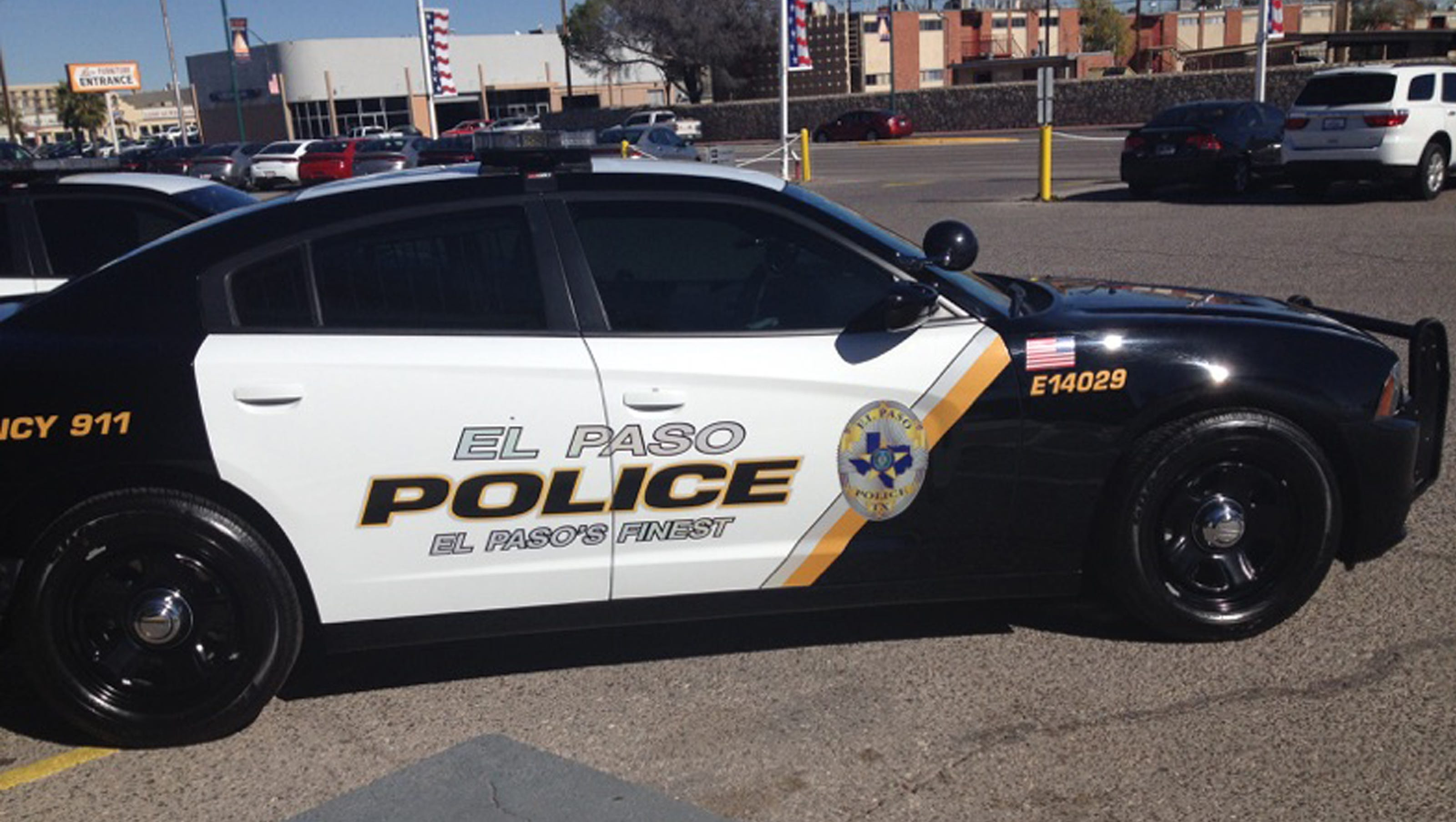 El Paso Police Teens Arrested Were Found With Stolen Car Gun