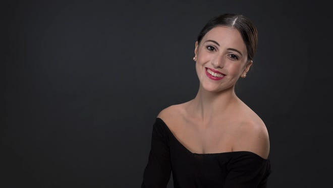 New Jersey native Katherine Barkman, Ballet Manila principal dancer in the Philippines and an international guest artist, is competing with a non-competing partner as a couple in the Jackson IBC senior division.