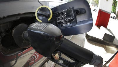 Gas prices are up 6 cents per gallon in Sioux Falls.