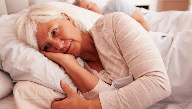 Older people are more likely to have problems that interrupt sleep, like frequent urination, pain, menopause and more.