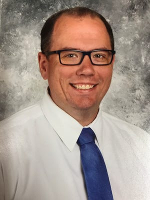 Matthew Moore, of Walton, has been chosen to leadCampbell County Middle School as the next school principal effective July 1, 2018.