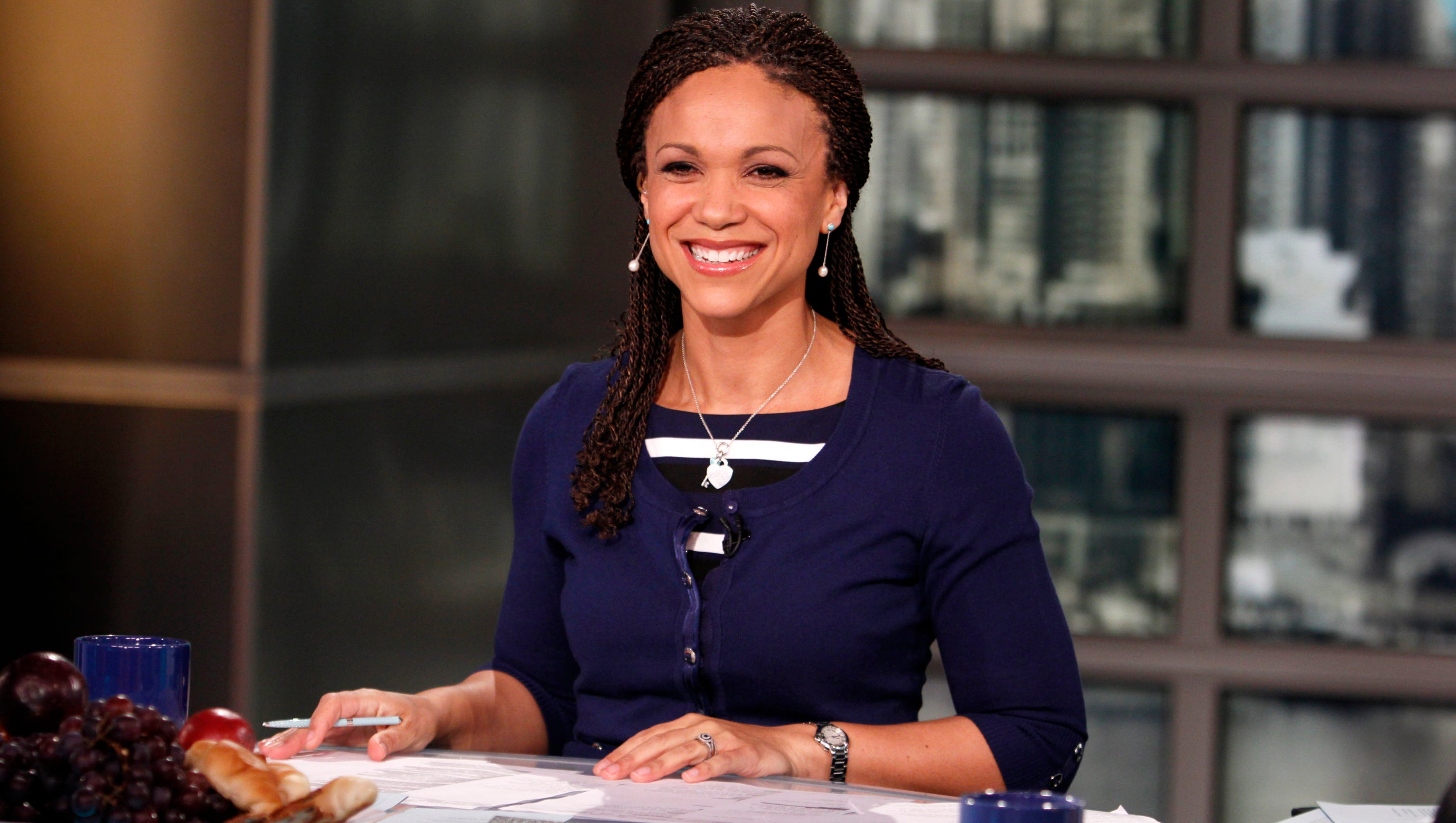 Melissa harris perry show on bet